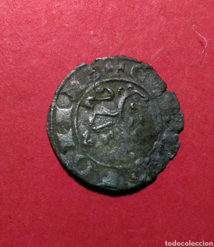 Monedas medievales: ALFONSO X. 1252 - 1284. MARAVEDI PRIETO. CRECIENTE. - Foto 2 - 88353430
