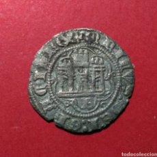 Monedas medievales: ENRIQUE III. 1390 - 1406. 1 BLANCA DE VELLON. BURGOS.. Lote 88354756