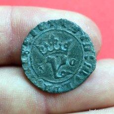 Monedas medievales: BLANCA AGNUS DEI JUAN I TOLEDO. Lote 89198156