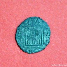 Monedas medievales: OBOLO ALFONSO X EL SABIO SIN CECA. Lote 89384332