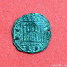 Monedas medievales: OBOLO ALFONSO X EL SABIO CECA LEON. Lote 99300352