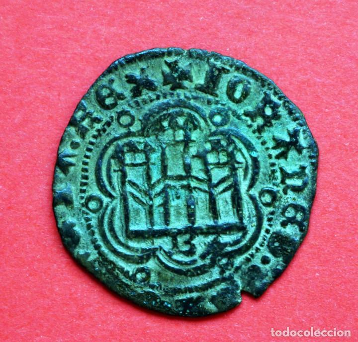 BLANCA JUAN II BURGOS (Numismática - Medievales - Castilla y León)