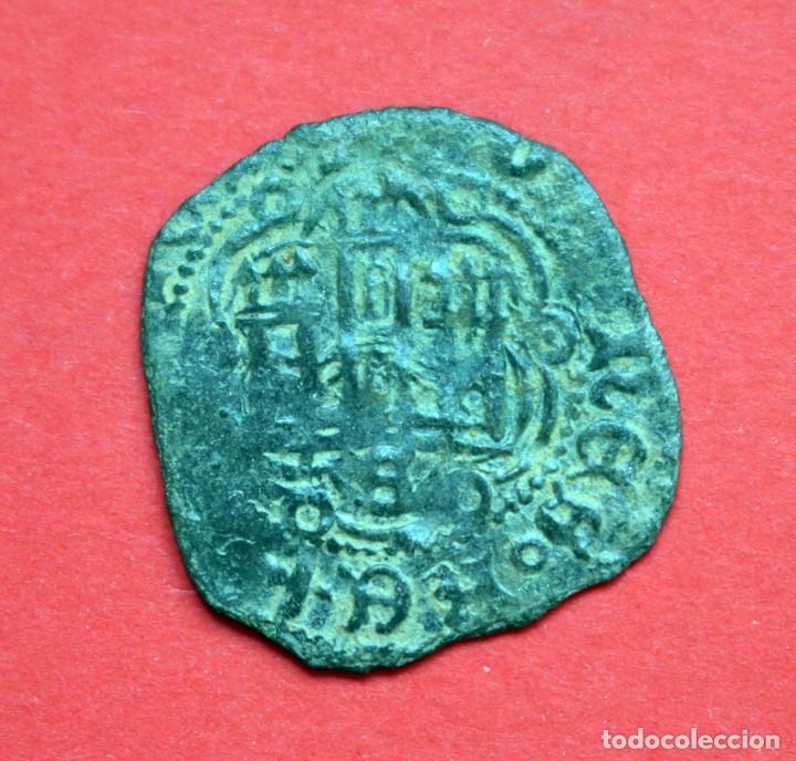 BLANCA JUAN II SEVILLA (Numismática - Medievales - Castilla y León)