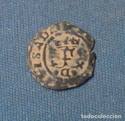 Monedas medievales: 1 BLANCA CUENCA 1469-1504 P - Foto 2 - 90177076