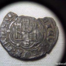 Monedas medievales: BLANCA DE DOS MARAVEDIS. VELLÓN. 1454 SEVILLA. ENRIQUE IV. NORMAL CONSERVACION.. Lote 90749615