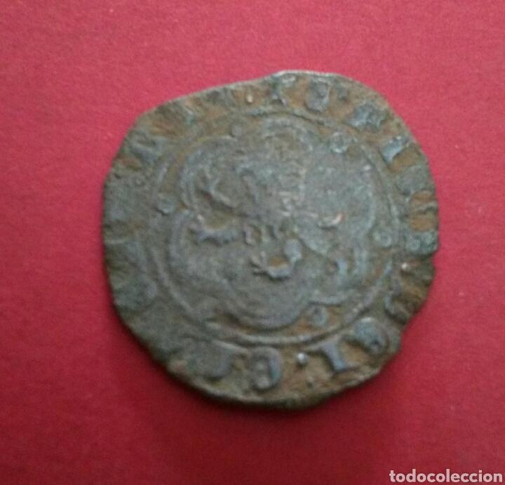 ENRIQUE IV. BLANCA DE VELLÓN. TOLEDO. (Numismática - Medievales - Castilla y León)