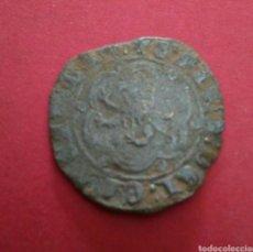 Monedas medievales: ENRIQUE IV. BLANCA DE VELLÓN. TOLEDO.. Lote 90781387