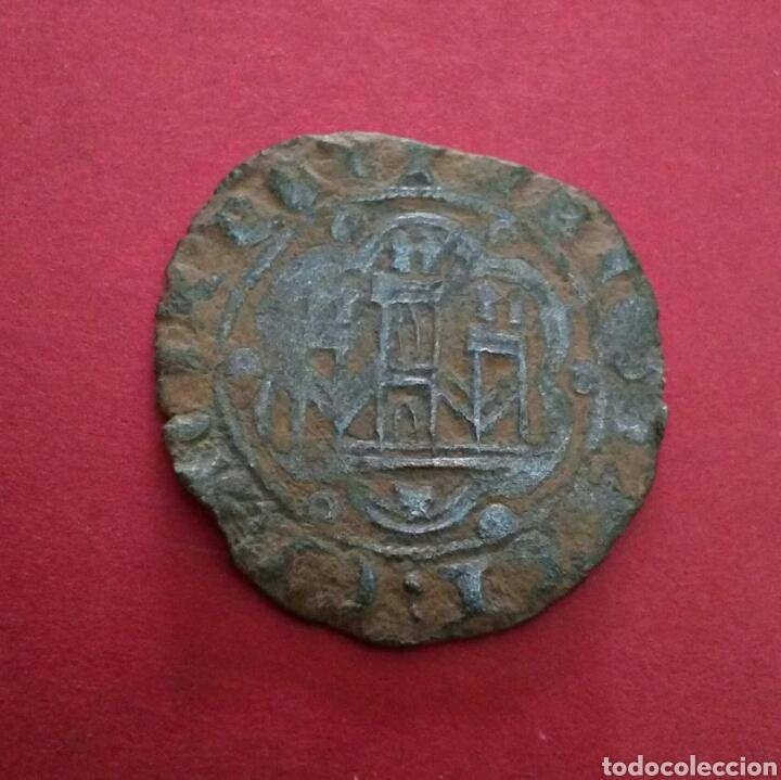 Monedas medievales: ENRIQUE IV. BLANCA DE VELLÓN. TOLEDO. - Foto 2 - 90781387