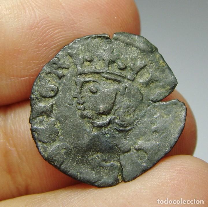 CORNADO DE VELLON. JUAN II. TOLEDO. (Numismática - Medievales - Castilla y León)