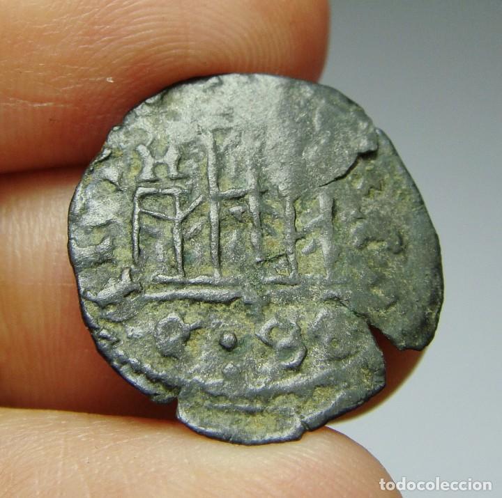 Monedas medievales: Cornado de Vellon. Juan II. Toledo. - Foto 2 - 91741430