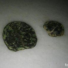 Monedas medievales: LOTE DE DOS RESELLOS MEDIEVALES ESPECTACULARES.. Lote 92238710