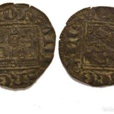 Monedas medievales: RARÍSIMO!!! NOVEN DE JUAN I. CECA: **SEVILLA**. Lote 94365978