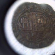 Monedas medievales: BLANCA DOS CORNADOS VELLON 1.390. ENRIQUE III. CECA BURGOS.. Lote 94431422