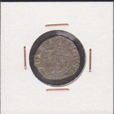 Monedas medievales: MONEDAS - REINO DE CASTILLA Y LEÓN - SEVILLA - JUAN I - BLANCA DEL AGNUS DEI - AB-555.2 (VAR.). Lote 95012371