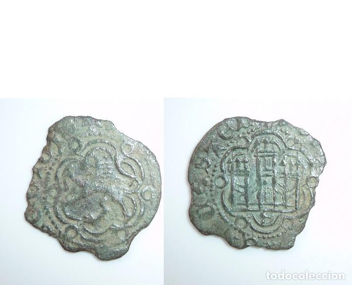 BLANCA DE ENRIQUE III. CECA: ****SEVILLA**** (Numismática - Medievales - Castilla y León)