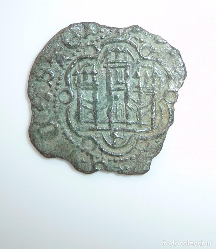 Monedas medievales: BLANCA DE ENRIQUE III. CECA: ****SEVILLA**** - Foto 2 - 96206523