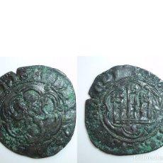 Monedas medievales: CASTILLA Y LEÓN. BLANCA DE ENRIQUE III. CECA: ****SEVILLA****MBC-. Lote 96206715