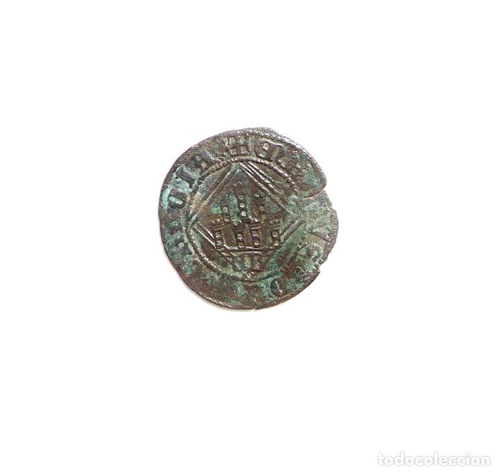 ENRIQUE IV DE CASTILLA LEON. BLANCA DE SEGOVIA (Numismática - Medievales - Castilla y León)