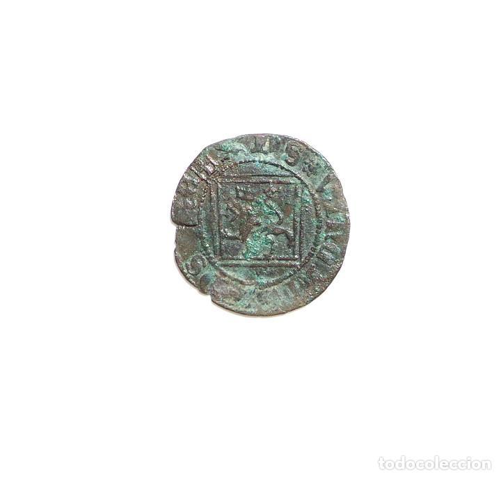 Monedas medievales: ENRIQUE IV DE CASTILLA LEON. BLANCA DE SEGOVIA - Foto 2 - 96937095