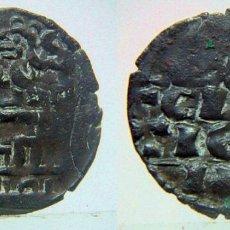 Monedas medievales: DINERO DE 6 LINEAS DE ALFONSO X EL SABIO 1252-1284 DJC. Lote 97973311