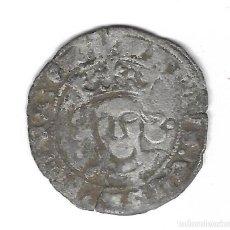 Monedas medievales: MONEDA. ENRIQUE IV. CUARTILLO. VELLON. MEDINA DE RIOSECO R. PLATA. Lote 99494343