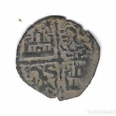 Monedas medievales: MONEDA. ALFONSO X. DINERO DE 6 LINEAS.. Lote 99707855