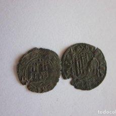 Monedas medievales: NOVÉN Y DINERO PRIETO DE ALFONSO X.. Lote 101422727