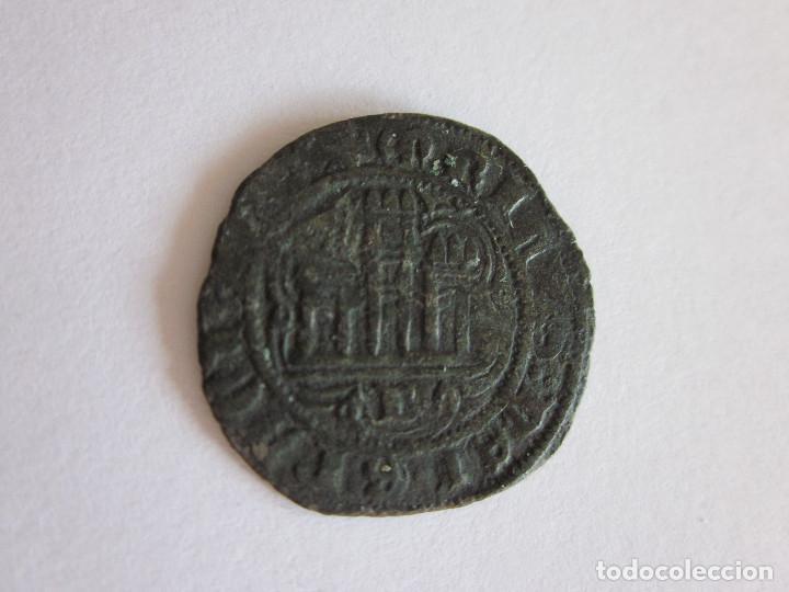 BLANCA DE ENRIQUE III. BURGOS. (Numismática - Medievales - Castilla y León)