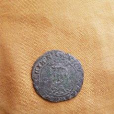 Monedas medievales: CUARTILLO ENRIQUE IV CUENCA ESTRELLA A DERECHA BUSTO. Lote 106563911