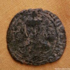 Monedas medievales: REAL VELLON ENRIQUE 2 SIN CECA. Lote 106564443