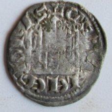 Monedas medievales: SANCHO IV - CORNADO - SEVILLA - S EN LA PUERTA. Lote 107079743