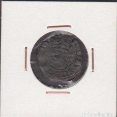 Monedas medievales: MONEDAS - REINO DE CASTILLA Y LEON - CECA 2 PUNTOS HORIZONTALES - (ENRIQUE II) CRUZADO - AB-460.1. Lote 107081847