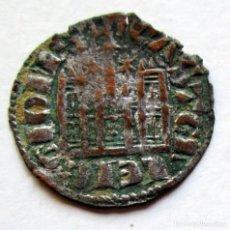 Monedas medievales: SANCHO IV - CORNADO - CUATRO PUNTOS EN LA PUERTA. Lote 107100231