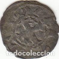 Monedas medievales: CASTILLA: ALFONSO I DE ARAGON - DINERO TOLEDO / AB-23 - Foto 2 - 109271451