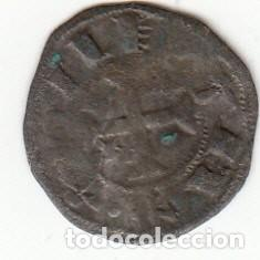 Monedas medievales: CASTILLA: ALFONSO I DE ARAGON - DINERO TOLEDO / AB-25 - Foto 2 - 109271799
