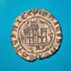 Monedas medievales: ENRIQUE III. BLANCA. VELLÓN. CECA DE BURGOS M224. Lote 109495163
