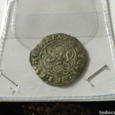 Monedas medievales: MONEDA MEDIEVAL CASTILLA Y LEON BLANCA ENRIQUE III BURGOS B - LEON MBC. Lote 110646083