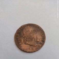 Monedas medievales: 4 MARAVEDIS SEGOVIA FERDIN•VII• 1816-1833. Lote 112790424