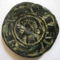 Monedas medievales: DINERO DE ALFONSO VIII REY DE CASTILLA  ENTRE 1158 Y 1214. VER FOTOS. Lote 112863643