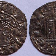 Monedas medievales: CORNADO ALFONSO XI 1332 LA CORUÑA . Lote 112901367