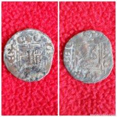 Monedas medievales: MONEDA ALFONSO XI NOVEN DE VELLON 1312 - 1350 SEVILLA S. Lote 113398076