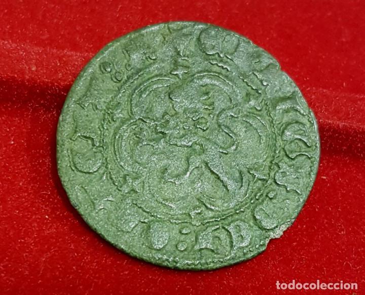 ENRIQUE III BLANCA DE TOLEDO (Numismática - Medievales - Castilla y León)