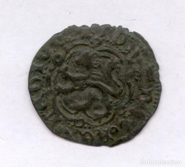 BLANCA DE JUAN II. SEVILLA (Numismática - Medievales - Castilla y León)
