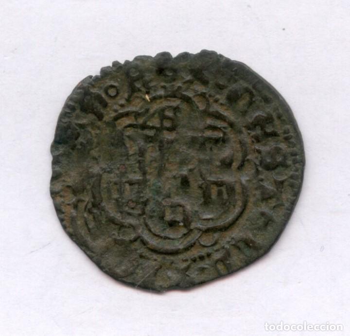 Monedas medievales: BLANCA DE JUAN II. SEVILLA - Foto 2 - 116083539