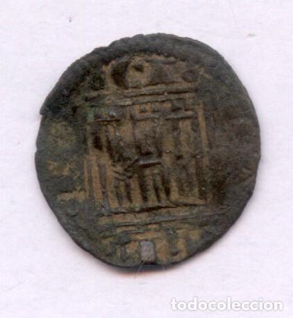 OBOLO O MEAJA DE ALFONSO X (Numismática - Medievales - Castilla y León)