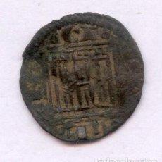 Monedas medievales: OBOLO O MEAJA DE ALFONSO X. Lote 116604615