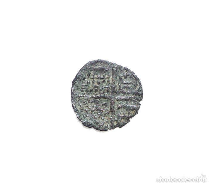 Monedas medievales: ALFONSO X. EL SABIO 1252 - 1284. DINERO DE LAS SEIS LÍNEAS. REINOS DE CASTILLA Y LEÓN. - Foto 2 - 116825579