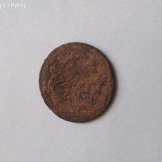 Monedas medievales: MONEDA DE 2 MARAVEDIS 1820 FERNANDO VII. Lote 121515439