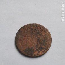 Monedas medievales: ANTIGUA MONEDA MARAVEDIS-FERDIN VII. Lote 121519163