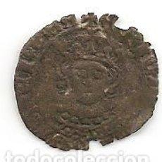 Monedas medievales: ENRIQUE IV 1454-1474 MONEDA 1/2 CUARTILLO (VELLÓN). CECA POR DEFINIR 1,20GR-22MM. MBC-. Lote 121785123